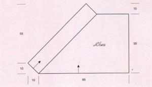 выкройка короткая вязанная юбка крючком