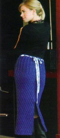 Длинная юбка в пол крючком фото