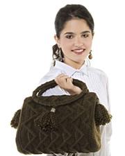 сайт Вязаные сумки. ру - схемы вязания сумок